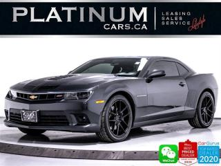 Used 2015 Chevrolet Camaro SS, 400HP, AUTO, NAV, SUNROOF, BOSTON AUDIO for sale in Toronto, ON