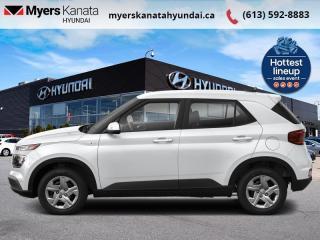 New 2021 Hyundai Venue Essential IVT  - $135 B/W for sale in Kanata, ON