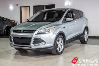 Used 2013 Ford Escape SE ECOBOOST+SIEGES/CHAUFF+AIR+BLUETHOOTH+MAGS for sale in Laval, QC