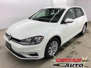 Used 2018 Volkswagen Golf TSI MAGS BLUETOOTH CAMÉRA *Transmission Automatique* for sale in Trois-Rivières, QC