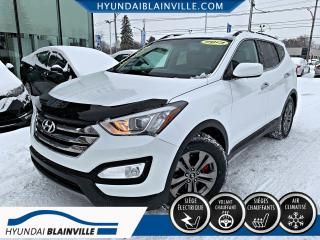 Used 2013 Hyundai Santa Fe PREMIUM MAGS, BLUETOOTH, BANCS CHAUF, CR for sale in Blainville, QC