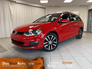 Used 2017 Volkswagen Golf Sportwagen 1.8 TSI Comfortline, Toit, Automatique for sale in Sherbrooke, QC