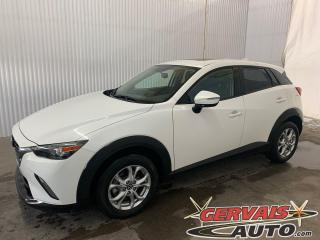 Used 2016 Mazda CX-3 GS Luxe Cuir Toit ouvrant GPS Caméra Mags *Bas Kilométrage* for sale in Shawinigan, QC