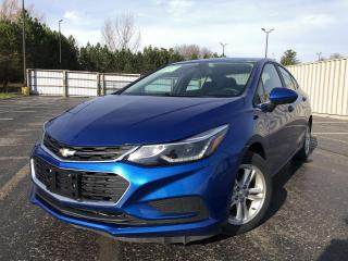 Used 2016 Chevrolet Cruze LT 2WD for sale in Cayuga, ON