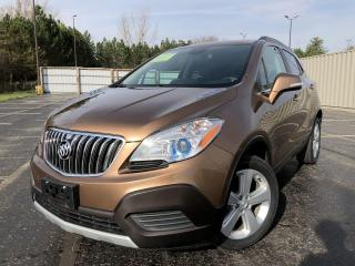 Used 2016 Buick Encore AWD for sale in Cayuga, ON