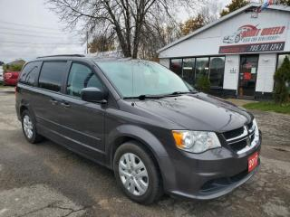 Used 2017 Dodge Grand Caravan SE for sale in Barrie, ON