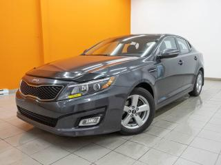 Used 2015 Kia Optima BLUETOOTH SIÈGES CHAUFFANTS *TOIT OUVRANT* for sale in St-Jérôme, QC