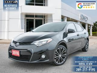 Used 2016 Toyota Corolla CE for sale in Oakville, ON
