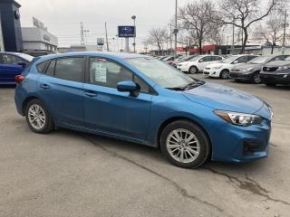 Used 2017 Subaru Impreza Tourisme à hayon 5 portes CVT for sale in Trois-Rivières, QC