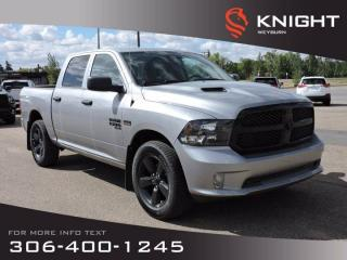 New 2020 RAM 1500 Classic Express | Black Out Edition | B/U Camera | Sub Zero Pkg | Electronics Pkg for sale in Weyburn, SK