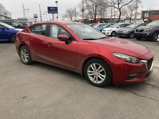 Used 2017 Mazda MAZDA3 Berline 4 portes, automatique, GS for sale in Trois-Rivières, QC