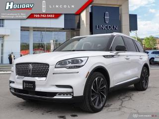 New 2021 Lincoln Aviator Reserve for sale in Peterborough, ON