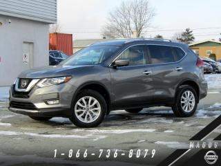Used 2017 Nissan Rogue SV AWD + TECH + TOIT + GARANTIE + NAVI! for sale in Magog, QC