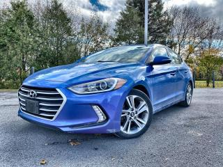 Used 2017 Hyundai Elantra GLS for sale in Embrun, ON