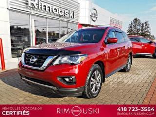 Used 2017 Nissan Pathfinder 4WD 4dr SV for sale in Rimouski, QC