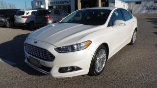Used 2016 Ford Fusion SE for sale in New Hamburg, ON