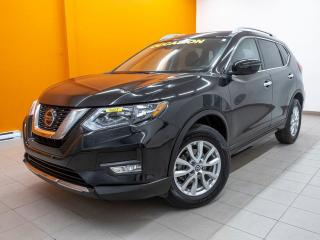 Used 2019 Nissan Rogue SV AWD ALERTES SÉCURITÉ SIÈGES CHAUFF *TOIT PANO* for sale in Mirabel, QC