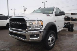 New 2020 RAM 5500 Chassis SLT for sale in Swift Current, SK
