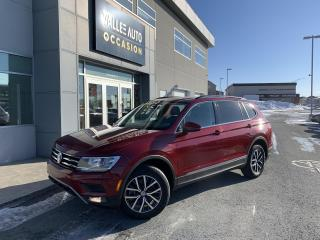 Used 2018 Volkswagen Tiguan COMFORTLINE 4Motion for sale in St-Georges, QC