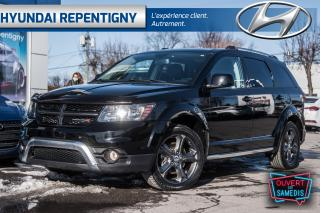Used 2015 Dodge Journey AWD Crossroad 7 PASSAGERS**CUIR, NAVIGATION** for sale in Repentigny, QC