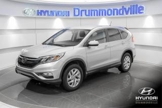 Used 2016 Honda CR-V SE + GARANTIE + CAMERA + A/C + MAGS + WO for sale in Drummondville, QC
