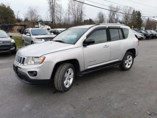 Used 2013 Jeep Compass Sport for sale in Madoc, ON