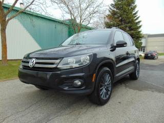 Used 2014 Volkswagen Tiguan *****CUIR*****TOIT****AWD****** for sale in St-Eustache, QC