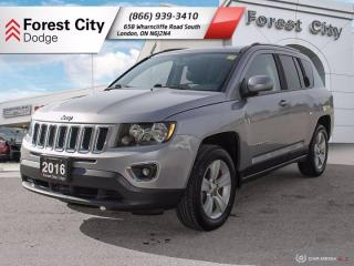 Used 2016 Jeep Compass High Altitude for sale in London, ON