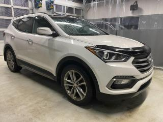 Used 2017 Hyundai Santa Fe Sport Limited ***LIMITED TOIT OUVRANT*** for sale in Val-d'Or, QC