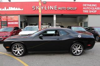 Used 2016 Dodge Challenger 2dr Cpe SXT for sale in Surrey, BC