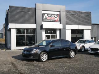 Used 2012 Nissan Sentra 2.0 + INSPECTÉ + BAS KILO + VITRES TEINTÉES for sale in Sherbrooke, QC