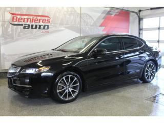 Used 2016 Acura TLX V6 SH-AWD for sale in Lévis, QC