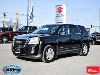 Used 2015 GMC Terrain SLE AWD ~Backup Camera ~Power Seat ~Bluetooth for sale in Barrie, ON