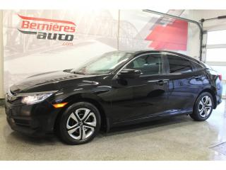Used 2017 Honda Civic LX for sale in Lévis, QC