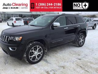 Used 2020 Jeep Grand Cherokee Limited for sale in Saskatoon, SK