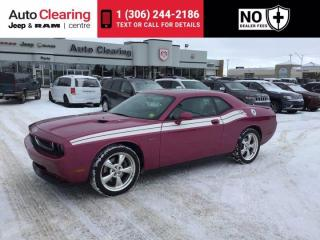Used 2010 Dodge Challenger R/T Classic for sale in Saskatoon, SK