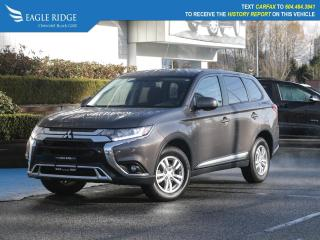 Used 2020 Mitsubishi Outlander ES Heated Seats & Backup Camera for sale in Coquitlam, BC