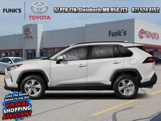New 2021 Toyota RAV4 XLE AWD for sale in Steinbach, MB