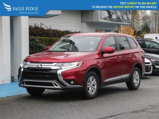 Used 2020 Mitsubishi Outlander ES for sale in Coquitlam, BC