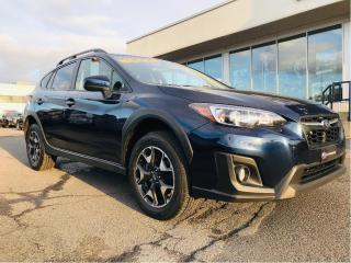 Used 2019 Subaru XV Crosstrek Touring CVT,bluetooth,camera de recul for sale in Lévis, QC