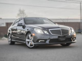 Used 2010 Mercedes-Benz E-Class E 350 I NAVIGATION for sale in Toronto, ON
