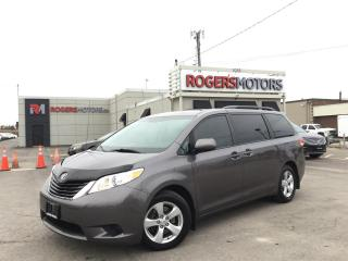Used 2013 Toyota Sienna LE V6 - 8 PASS - PWR DOORS - REVERSE CAM for sale in Oakville, ON