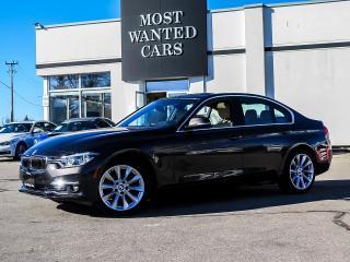 Used 2017 BMW 330xi xDRIVE|BLIND|NAV|H/K SOUND|SENSORS|18