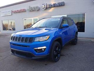 New 2021 Jeep Compass Altitude 4x4 | Leather | Sunroof | Tow Group for sale in Medicine Hat, AB