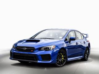 Used 2019 Subaru WRX STI Sport-tech for sale in Port Coquitlam, BC