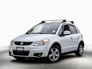 Used 2010 Suzuki SX4 JLX for sale in Port Coquitlam, BC