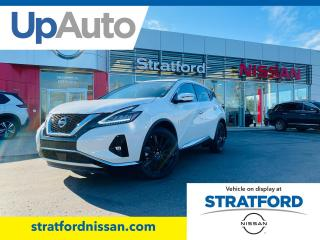New 2020 Nissan Murano LIMITED EDITION for sale in Stratford, ON