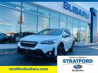 New 2021 Subaru XV Crosstrek Touring w/ Eyesight for sale in Stratford, ON