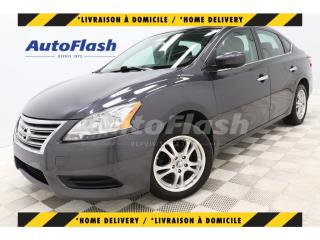 Used 2014 Nissan Sentra SV* MAGS* A/C* CRUSE* GE-ELECTRIQUE* AUTOMATIQUE* for sale in St-Hubert, QC