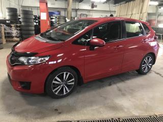 Used 2017 Honda Fit EX à hayon 5 portes CVT for sale in Gatineau, QC
